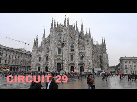ITALY - Italia - Milan - Bergamo - Lecco - Lake Lago Como