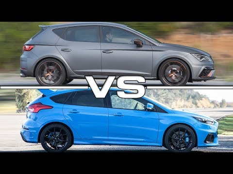 Seat Leon Cupra R vs  Ford Focus RS Technical Specifications