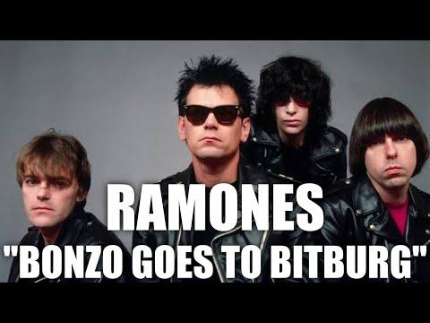 The Ramones - Bonzo Goes To Bitburg