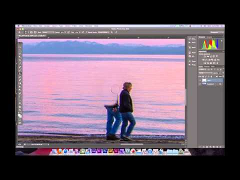 How To Use the Clone Stamp Tool in Photoshop | Doovi