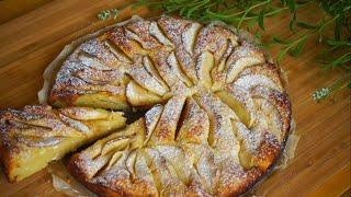 Этот Рецепт Просто Находка! Творожно-Яблочный Пирог!