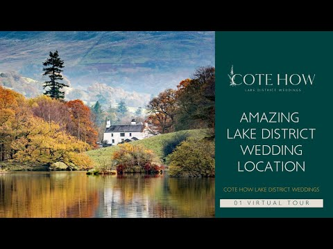 01 VIRTUAL TOUR - INSIGHT INTO THIS EXQUISITE SMALL AND INTIMATE EXCLUSIVE USE PRIVATE WEDDING VENUE