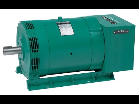 Cummins Power Generation Commercial Protec PTO Generators