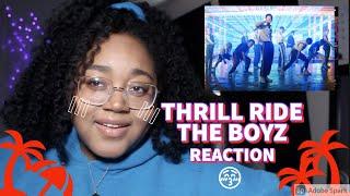 THE BOYZ - THRILL RIDE REACTIO…
