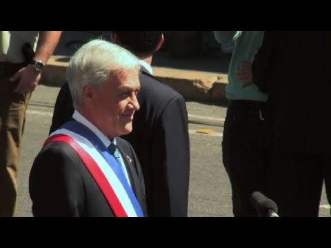 Chile : Piñera dons the presidential sash