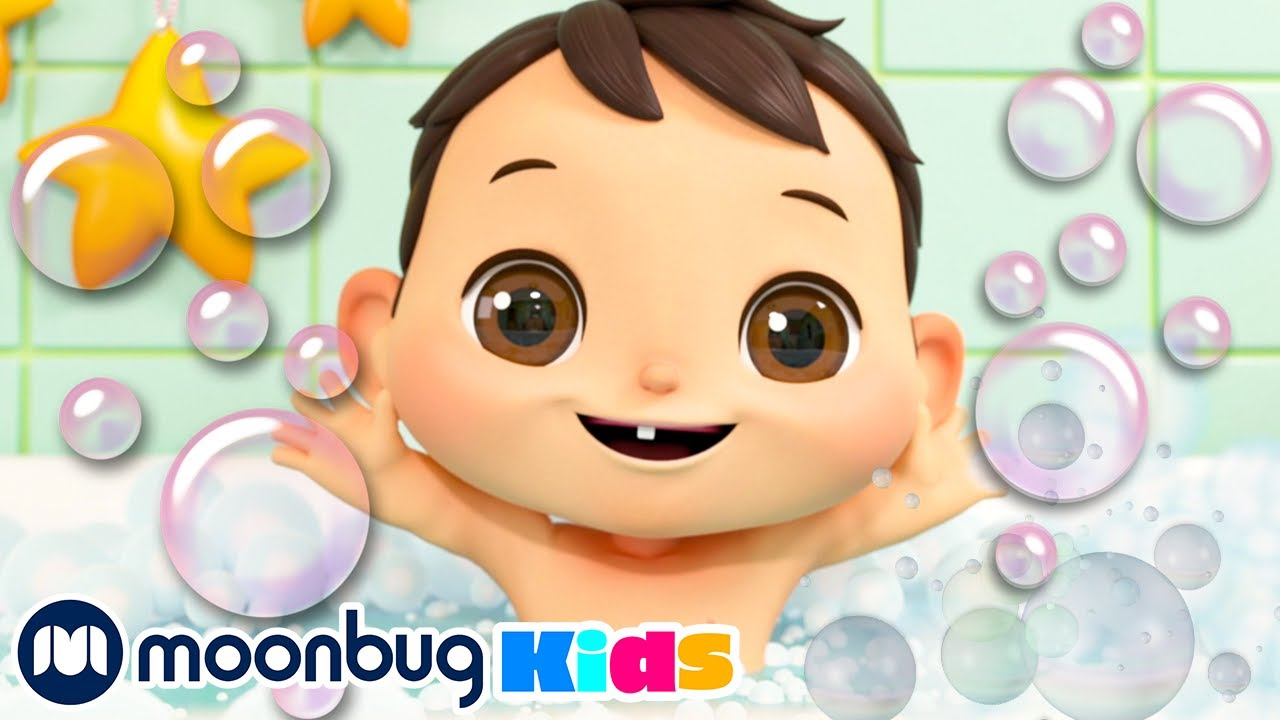 Baby Bath Song & MORE! | Learn with Little Baby Bum Nursery Rhymes | ABCs 123s | Baby & Kids Songs