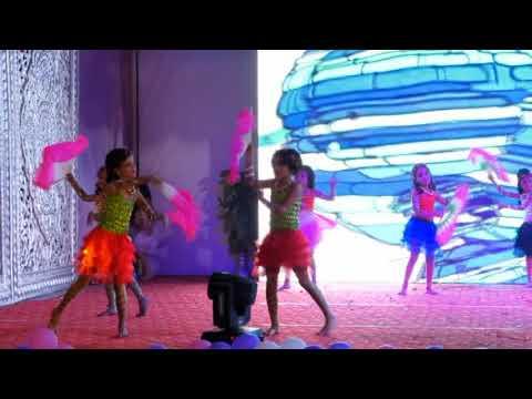 Bijli girane main hoon aayi Hawa Hawai By Kids of Vidyashram School Sikar