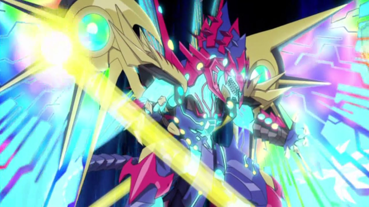 Galaxy Eyes Cipher Dragon Yu Gi Oh Arc V Anime Episode 101 Review