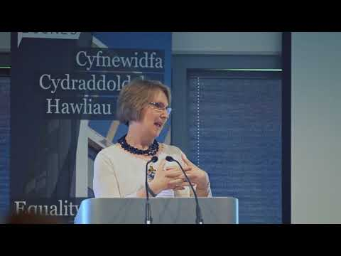 Equality and Human Rights Exchange Conference 2017 - June Miligan EHRC