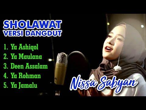 Sholawat Versi Dangdut Nissa Sabyan