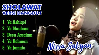Download Sholawat Versi Dangdut Nissa Sabyan