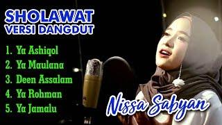 Gambar cover Sholawat Versi Dangdut Nissa Sabyan