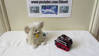 Cozmo Meets a 90s Furby Baby