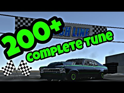 Offroad Outlaws Fastest Nova Drag Tune Youtube