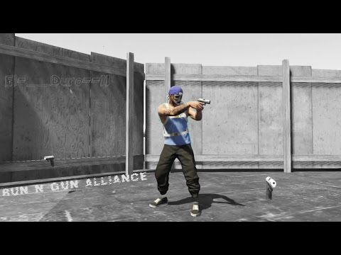 | El-__Duro--11 | Run N Gun Alliance |  (CANCION ELIMINADA POR COPYRIGHT -_-)