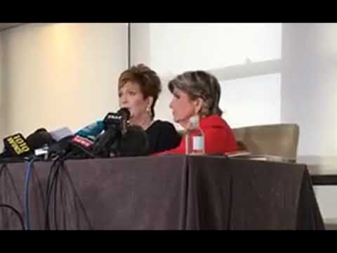 Gloria Allred Brings Forward Another Roy Moore Accuser.