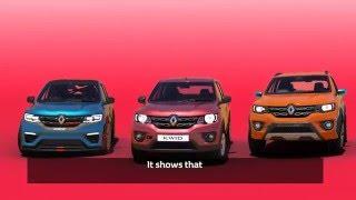Renault at the 2016 New Delhi Auto Show // Renault au salon de l'Auto de New Dehli 2016