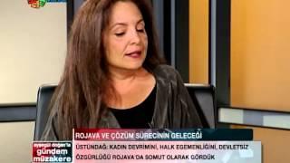 Nazan Üstündağ Rojava'yı anlatıyor