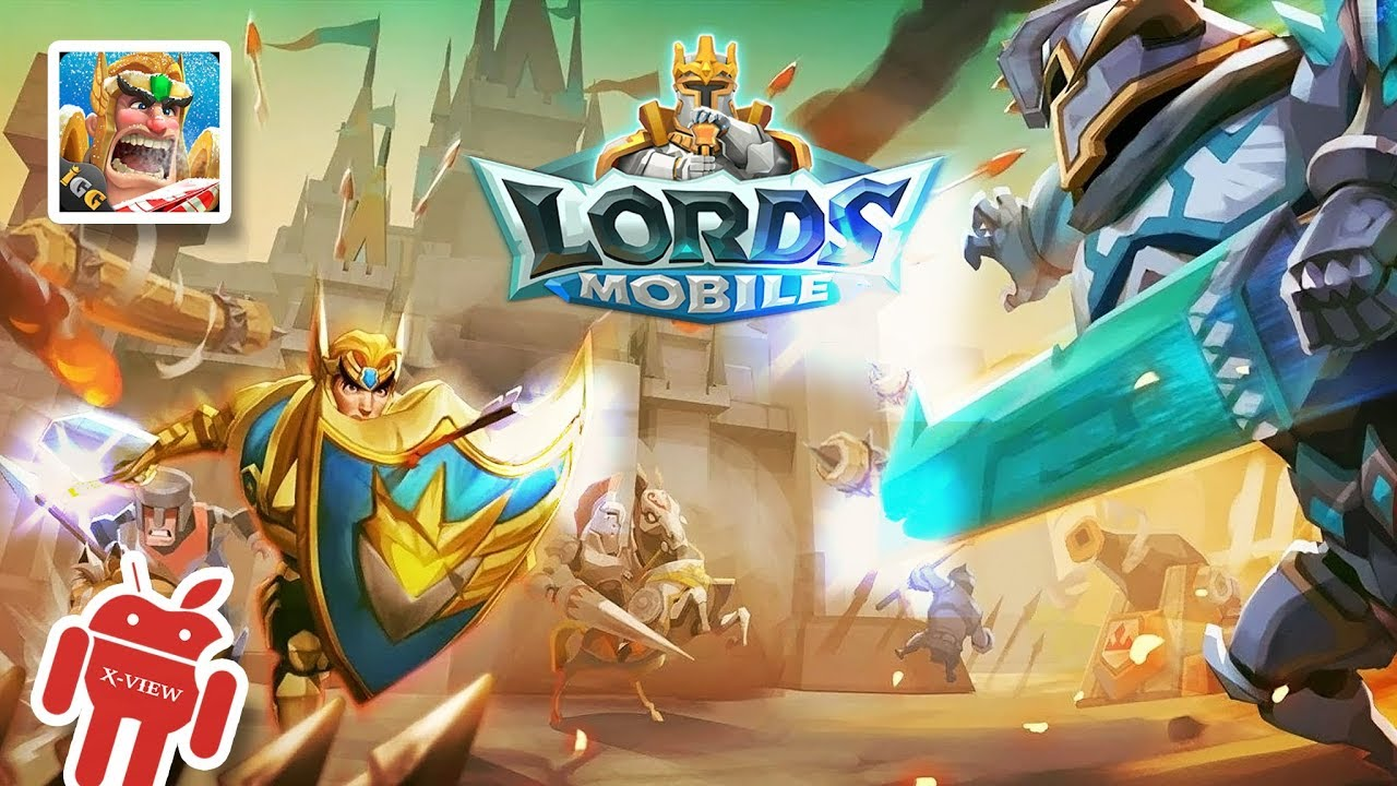 Lords Mobile: Battle of the Empires