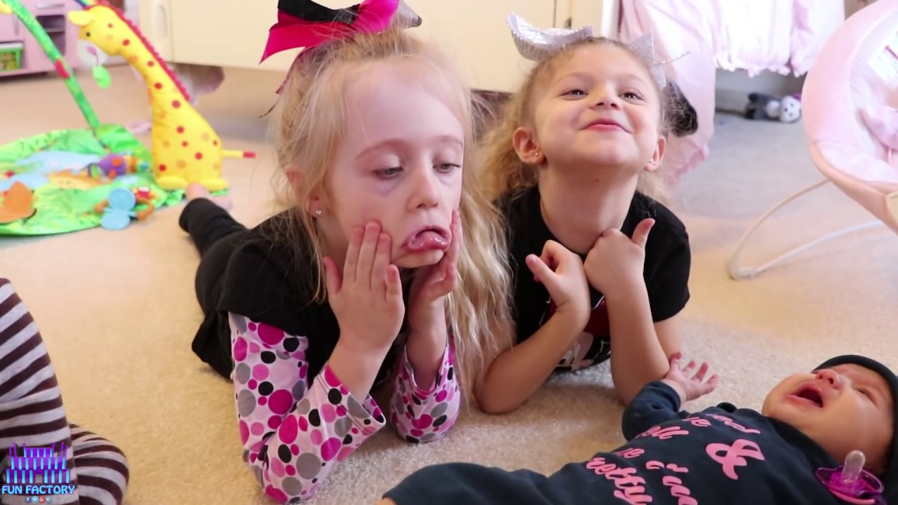baby doll babysitting dolls turn into real crying babies american girl bitty baby w play doh girl
