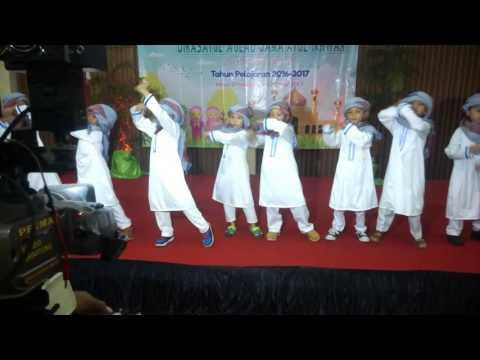 Tari Marhaban Ya Ramadhan #Akhirussanah TK DJI 2016-2017