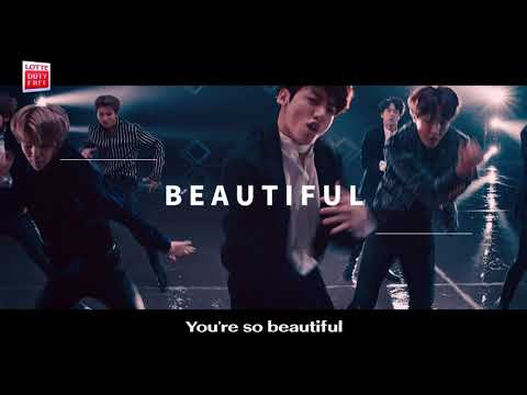 "[KOR] LOTTE DUTY FREE x BTS M/V ""You're so Beautiful"""