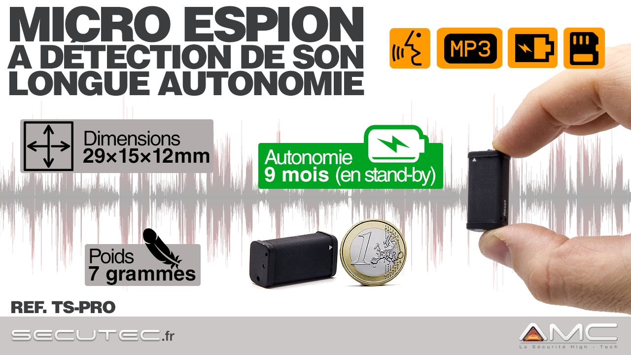 detection espion gsm