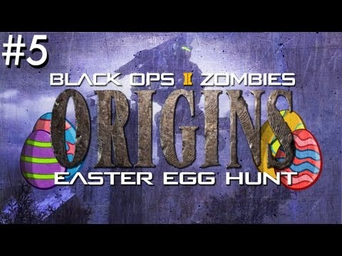 Origins Zombies Easter Egg Hunt #5: The Gramophone, the Record, and the Central Chamber
