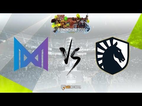 [Dota 2 Live] Nigma Vs Liquid | ESL One Birmingham EU&CIS - ANONIM