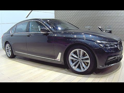 bmw 7 series video bmw 750li 2016 2017 interior exterior video youtube. Black Bedroom Furniture Sets. Home Design Ideas