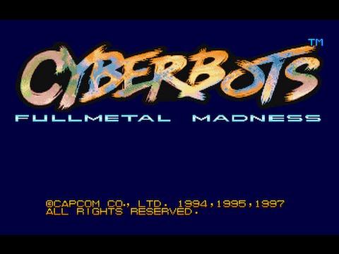 Sega Saturn Longplay [029] Cyberbots Fullmetal Madness