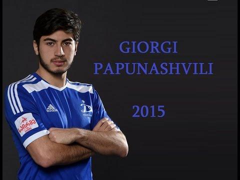 Giorgi Papunashvili Skills ● Dribbling ●...