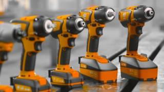 Product movie: Las nuevas atornilladoras a batería FEIN. Imbatibles en metal.