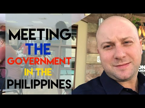 Meeting with Subic Bay Philippines Government (SBMA)