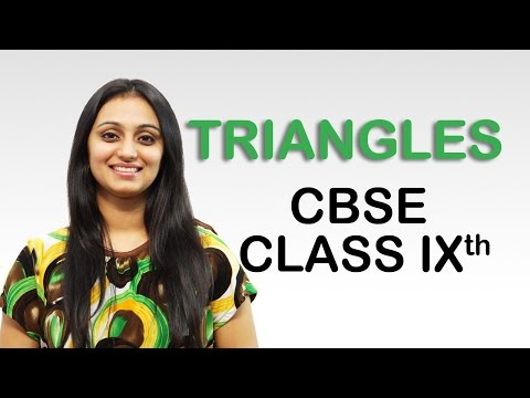Introduction - Triangles Class 9th Maths