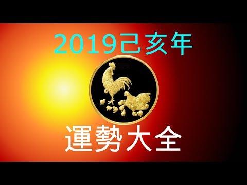 2019年己亥年運勢大合集:肖雞者