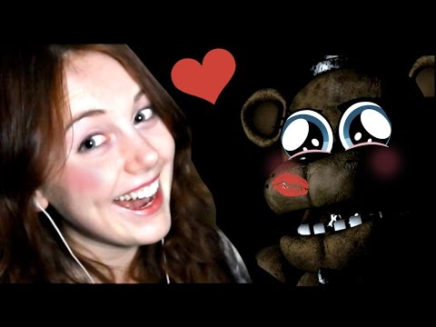 FNAF DATING SIMULATOR | Five Nights in Heaven!