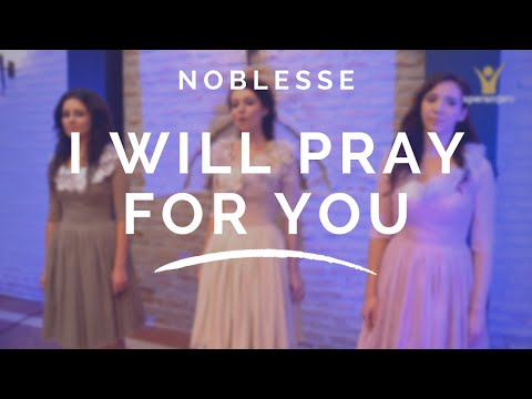 I will pray for you - Noblesse