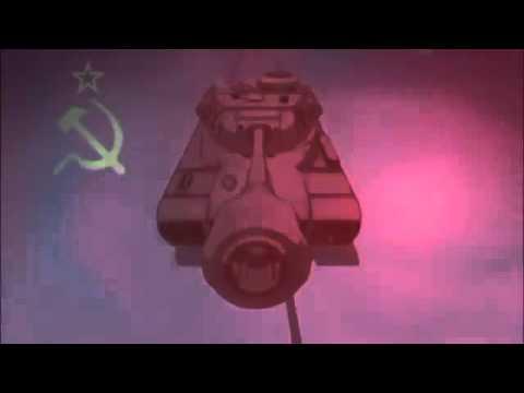 Girls Und Panzer   Pravda   Soviet March Red Alert 3
