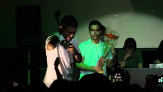 Bahh Tee intro (28/05/11. Концерт Bahh Tee в Москве. Часть 4 из 26)