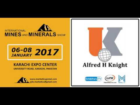 Pakistans first mining expo