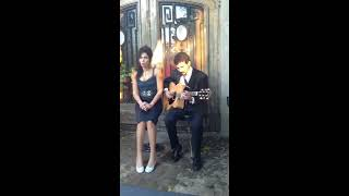 Valerie Acoustic - Amy Winehouse's Tribute Duet