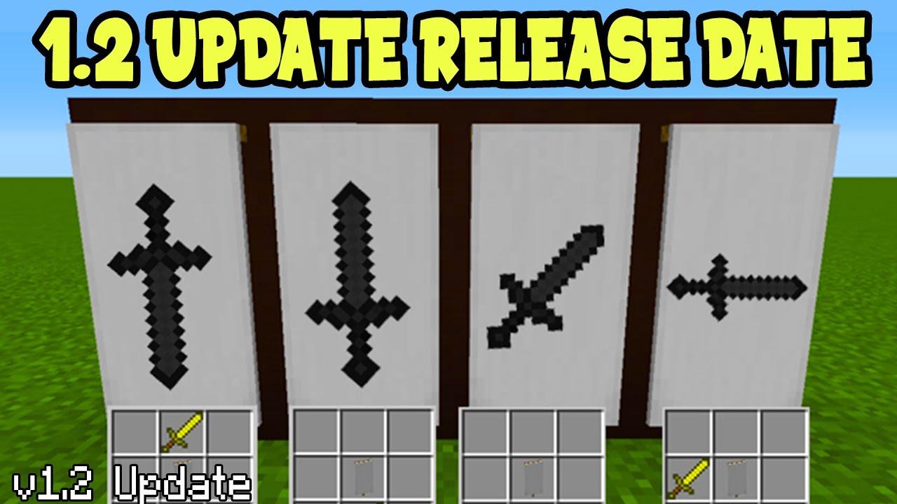 Minecraft pe update release date in Australia