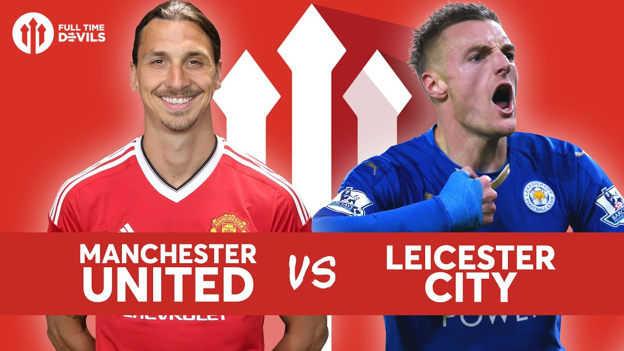man united vs leicester city - photo #17