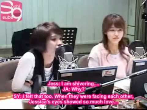 JeTi Moment #9 - I ThinkI'm In Love With You