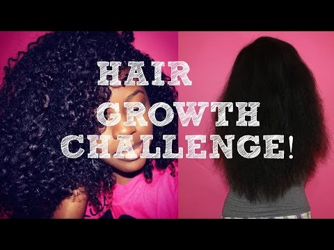 Hair Growth Challenge!