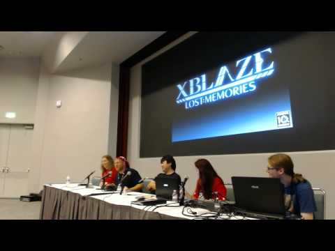 Aksys Games AX 2015 Panel of Absolute Bedlam!