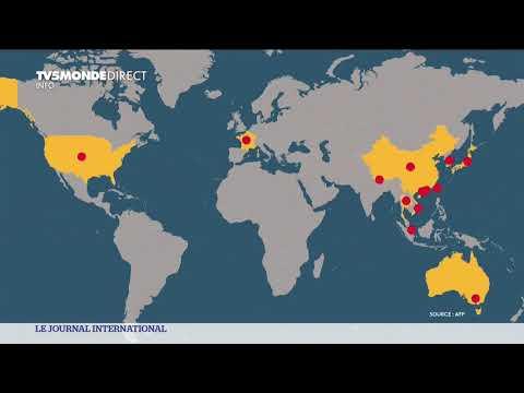 Coronavirus - L'épidémie de pneumonie virale s'accélère en Chine, une mutation du virus inquiète