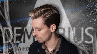 DEMETRIUS | Классическая мужская стрижка | Английская классика | Коммерческая стрижка 2019 | hair
