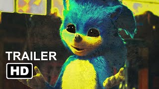 Sonic the Hedgehog trailer but it's a Horror Movie